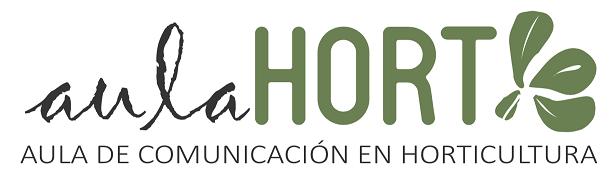 Logo aula hoticultura