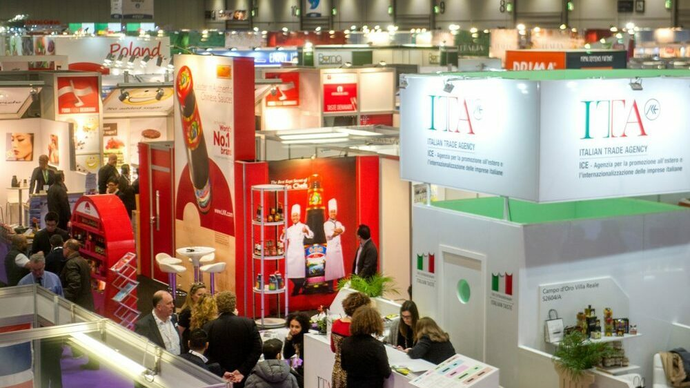 IFE, The International Food and Drink Event 2021