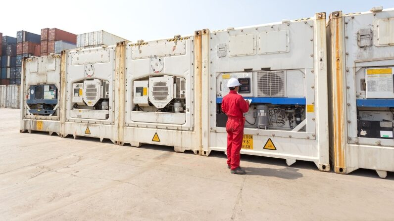 Online Course Refrigerated Transport Technology