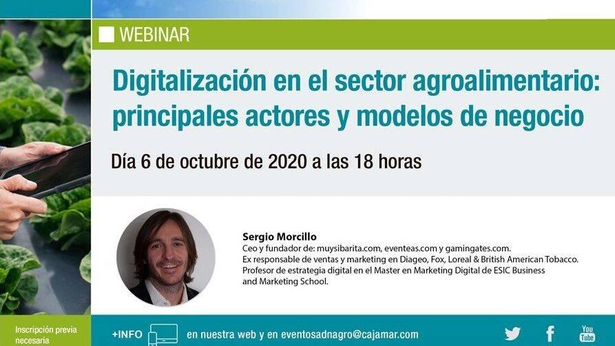Digitalización en el sector agroalimentario: Principales actores y modelos de negocio