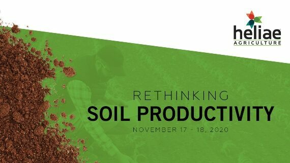 """Rethinking Soil Productivity,"" A 2-Day Webinar For Growers, Innovators, & Investors"