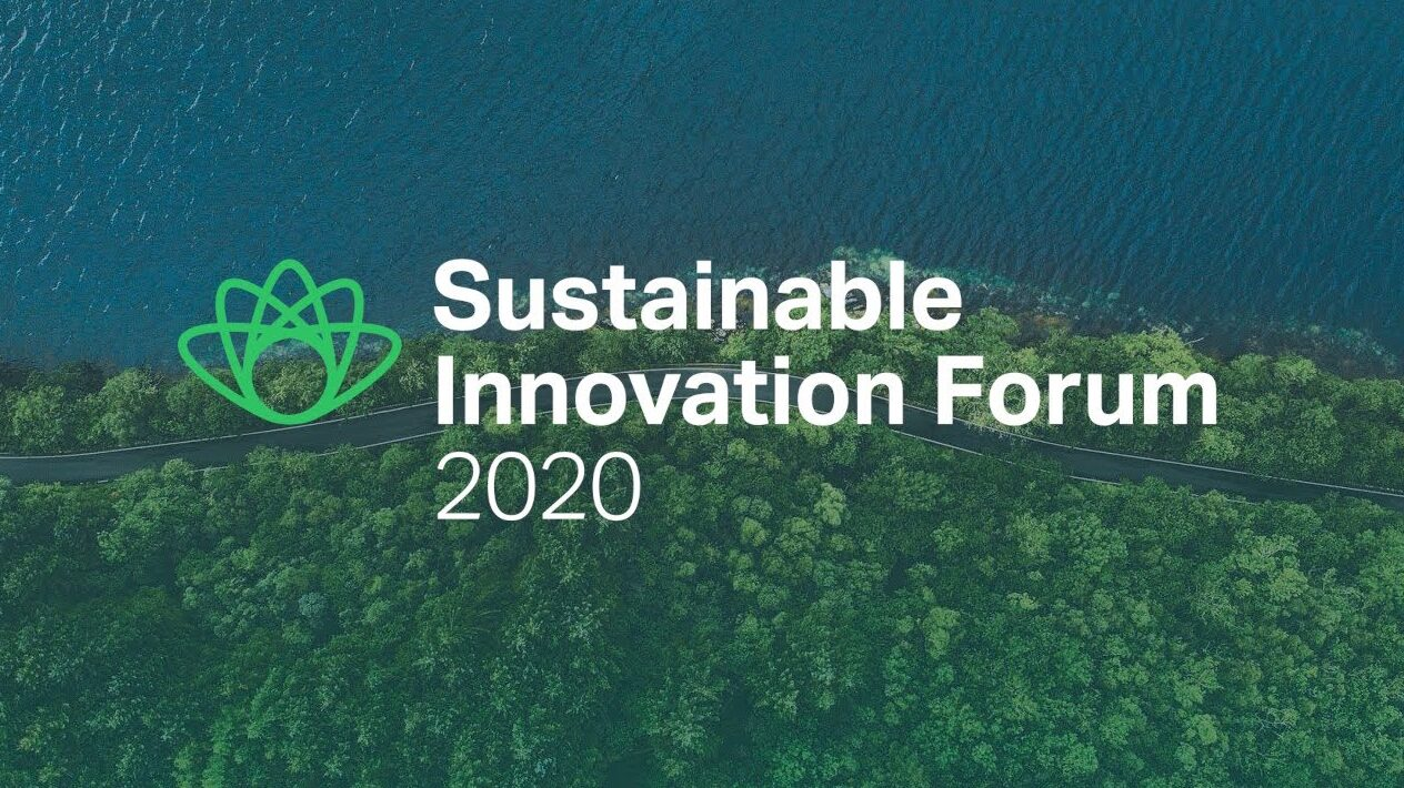 Sustainable Innovation Forum 2020