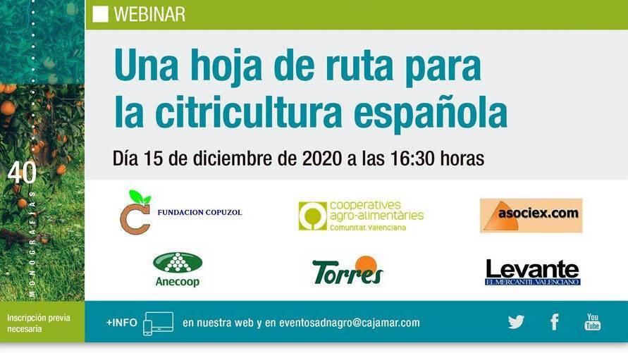 Una hoja de ruta para la citricultura española