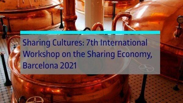 7th International Workshop on the Sharing Economy, Barcelona