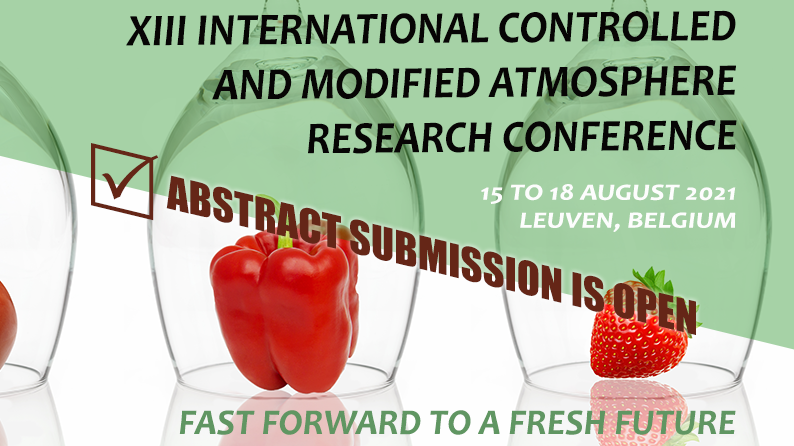 XIII International Controlled and Modified Atmosphere Research Conference (CAMA)