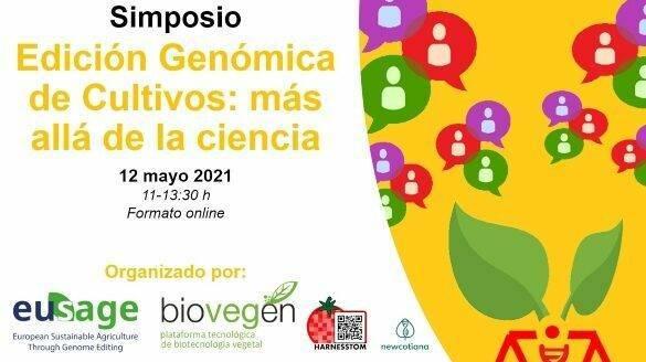 Edición Genómica de Cultivos: más allá de la ciencia