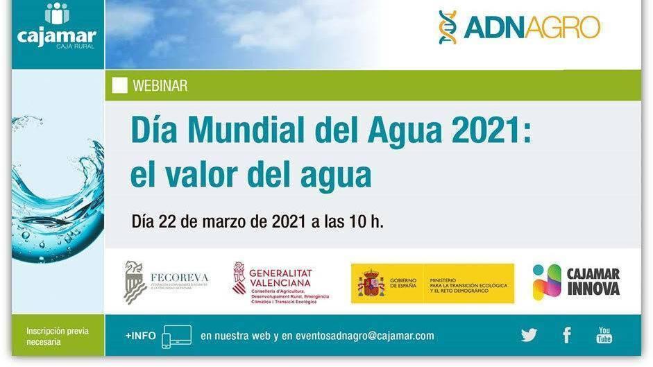 Día Mundial del Agua 2021: el valor del agua
