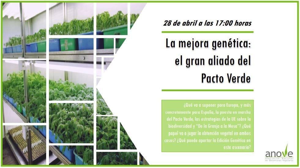 La mejora genética: el gran aliado del Pacto Verde
