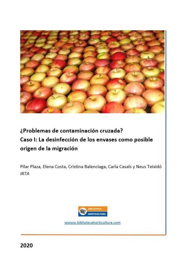 ¿Problemas de contaminación cruzada? Caso I: La desinfección de los envases como posible origen de la migración
