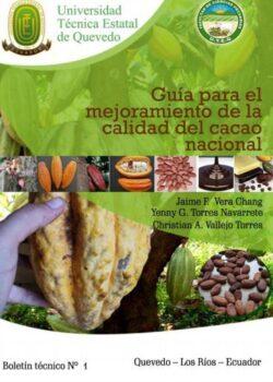 Guía para el mejoramiento de la calidad del cacao nacional