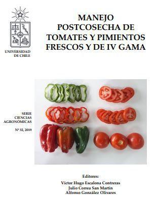 Manejo postcosecha de tomates y pimientos frescos y de IV gama