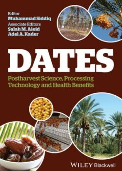 Dates: Postharvest Science, Processing Technology and Health Benefits