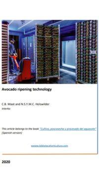 Avocado ripening technology