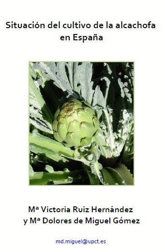 Situación del cultivo de la alcachofa en España