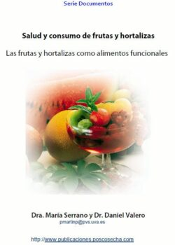 Salud y consumo de frutas y hortalizas