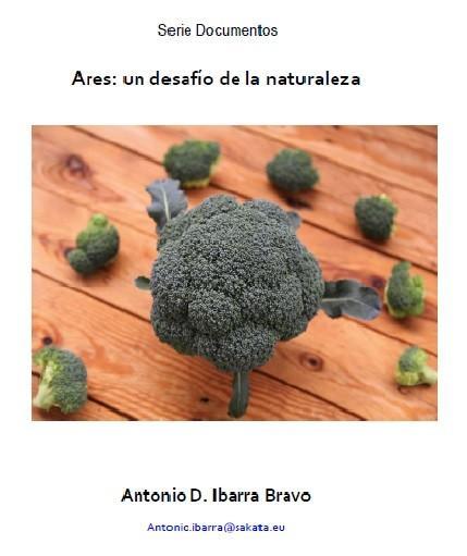 Ares, el brócoli que es un desafío para la naturaleza
