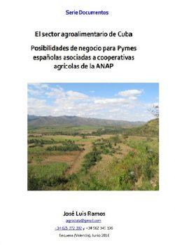 El sector agroalimentario de Cuba