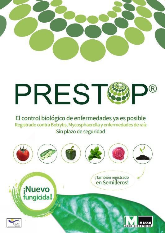MASSÓ: Prestop, nuevo fungicida biológico