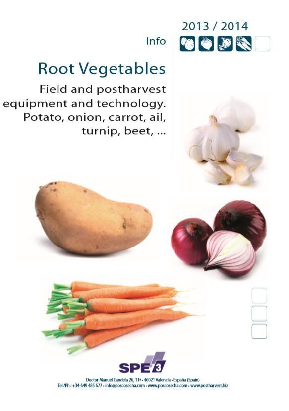 Info Root Vegetables 2014