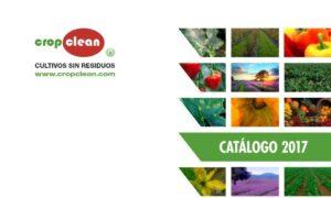 CropClean - Catálogo 2017-