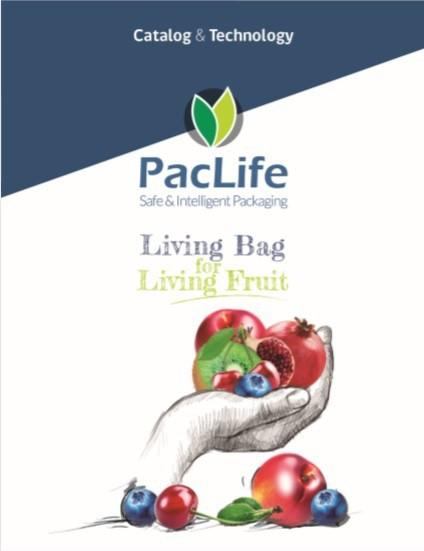 PacLife. Catalog & Technology 2018