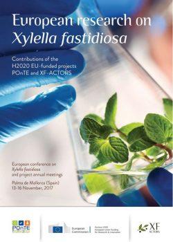 European research on Xylella fastidiosa