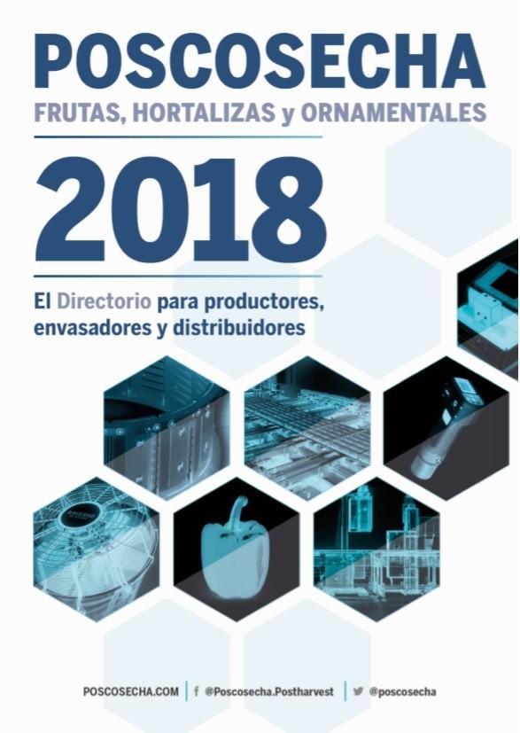 Directorio Poscosecha 2018