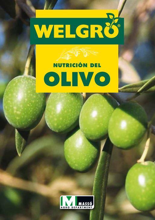 El olivo: Fertilización foliar y corrección de carencias