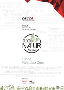 Decconatur - Catálogo 2018