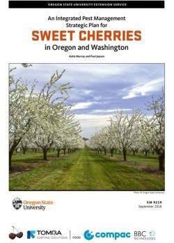 Integrated management strategic plan for cherries