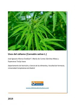 Usos del cáñamo (Cannabis sativa L.)