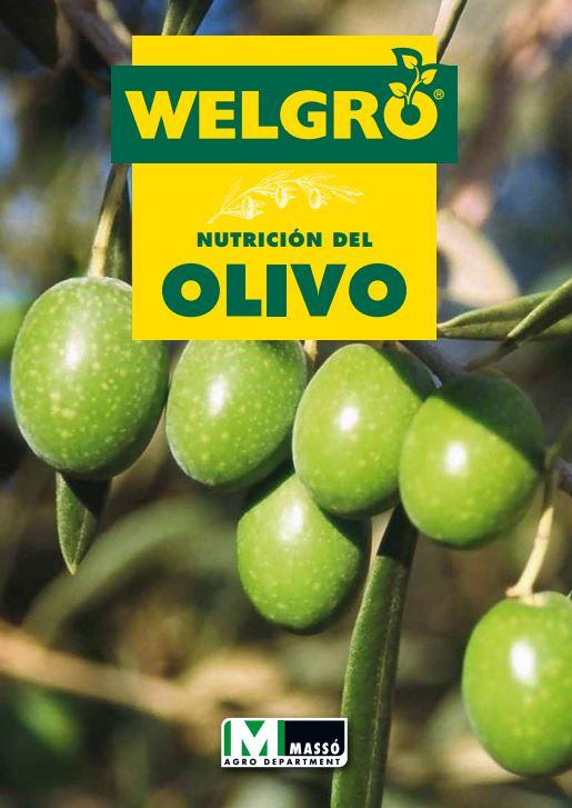 Abonado del olivo